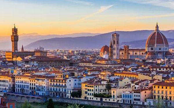Perly Itálie - Řím, Florencie a Benátky v poznávacím zájezdu na 4/5 dní