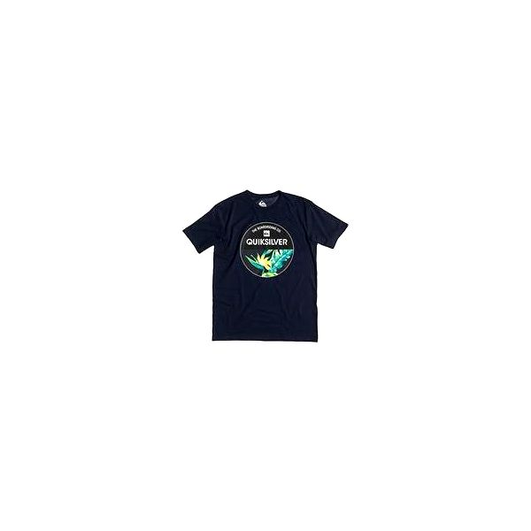 Quiksilver Classic Tee Rise Above Navy Blazer