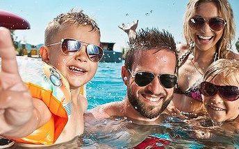 Permanentky pro dospělé, děti i rodinu do Aqualandu Moravia