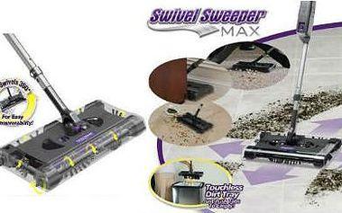 S vysavačem Swivel Sweeper Max bude uklízení radost!