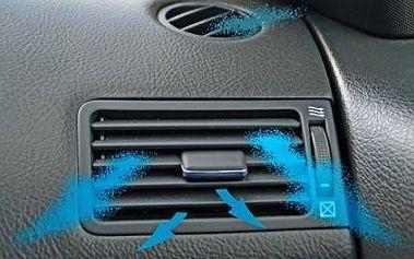 Servis vašeho vozu: Čištění klimatizace + desinfekce interiéru auta