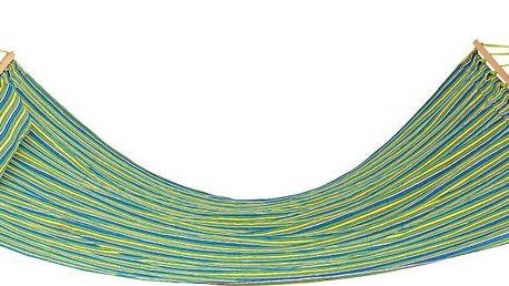 SPOKEY Bigrest houpací síť zelená