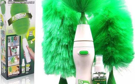 Rotační prachovka Go Duster - usnadněte si úklid!