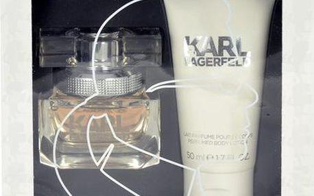 Parfémovaná voda Lagerfeld Karl Lagerfeld for Her Edp 25ml + 50ml tělové mléko