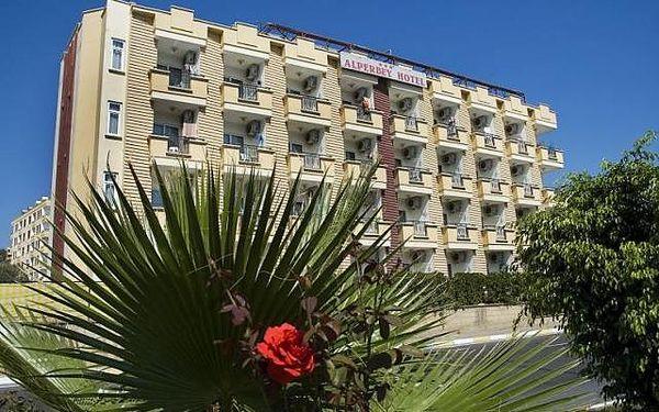 Alperbey Hotel, Turecká riviéra - Alanya, Turecko, letecky, all inclusive