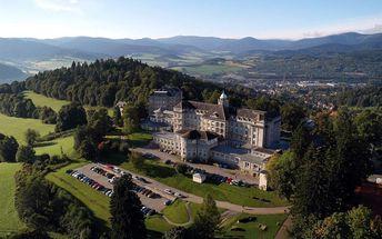Hotel Priessnitz - Jeseník, Česká republika, vlastní doprava, strava dle programu