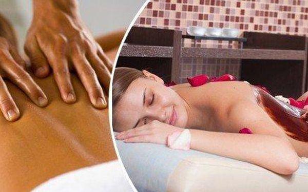 Luxusní hodinová konopná masáž