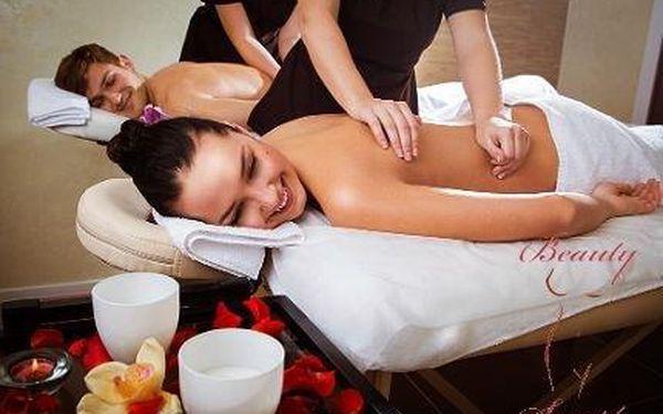 Dokonalé hýčkání. Relaxační wellness balíček pro DVĚ OSOBY.