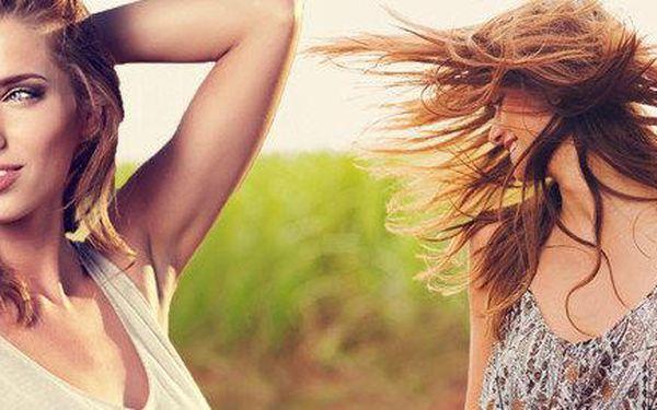 Hýčkejte své vlasy