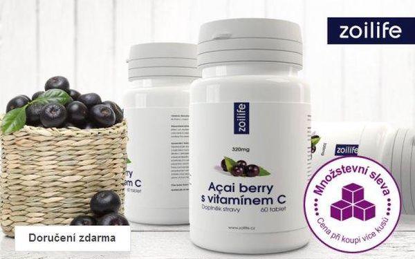 Acai Berry s vitamínem C