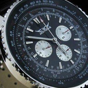 Pánské hodinky Jaragar Tourbillon