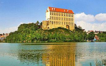 Rodinné vstupné na komentovanou prohlídku zámku Plumlov