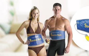 Masážní přístroj Sauna Belt