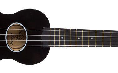 Akustické ukulele Eddy Finn EF-MN-BK