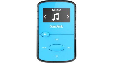 MP3 přehrávač Sandisk Clip Jam 8 GB