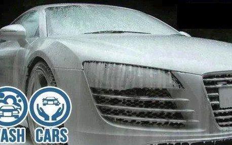 Ruční mytí automobilů – Timewashcars.cz
