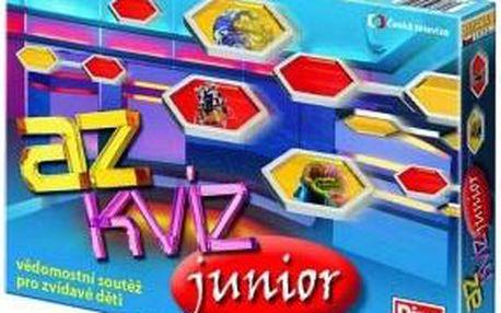 AZ Kvíz Junior hra