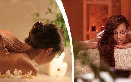 Ájurvédská masáž celého těla a hlavy v…