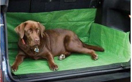 Ochranná podložka do kufru auta!