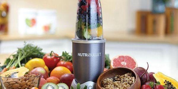 Revoluční mixér Nutribullet 600