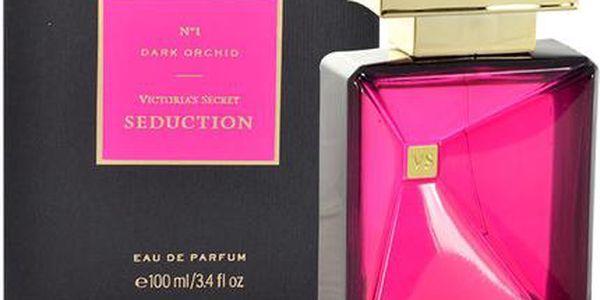 Parfémovaná voda Victoria Secret Seduction Dark Orchid 100ml EDP W