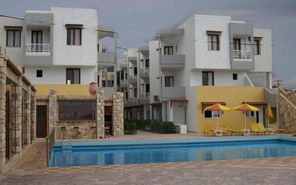 Řecko, oblast Kréta, doprava letecky, polopenze, ubytování v 3* hotelu na 8 dní