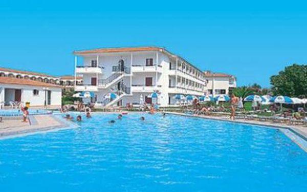 Řecko, oblast Zakynthos, doprava letecky, snídaně, ubytování v 3* hotelu na 8 dní