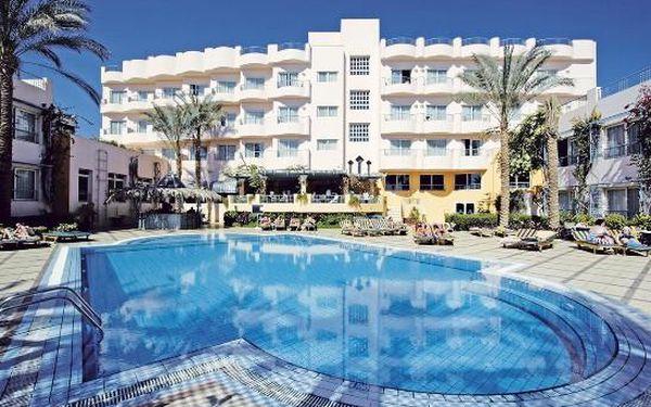 Egypt - Last minute: Hotel Sea-Garden na 8 dní polopenze v termínu 03.08.2015 jen za 9990 Kč.