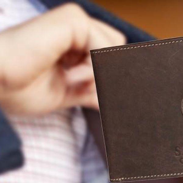 Luxusní pánské peněženky SALUCCI CASUAL