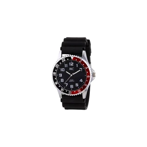 Pánské silikonové hodinky MC