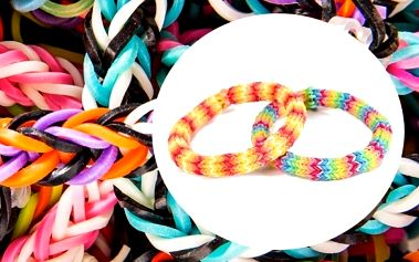 Rainbow Loom Bands