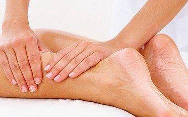 Reflexní masáž lymfatická – nastartuje detoxikaci vašeho těla – jemná a přitom vysoce účinná