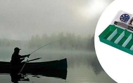 Sada rybářských potřeb pro začátečníky