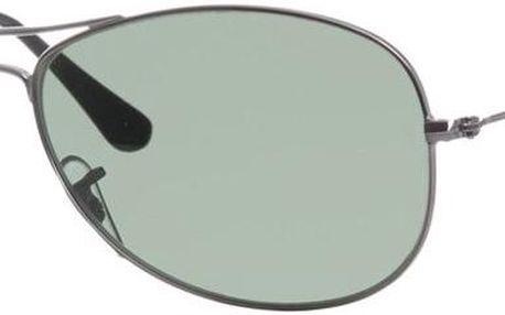 Sluneční brýle Ray-Ban 3362 Steel - doprava zdarma!