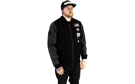 Bunda Cayler & Sons Black Label V$A Varsity