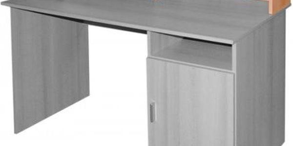 Kancelářský stůl Ondrášek (Buk)