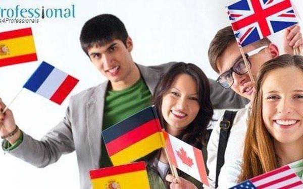 Léto s jazyky dle vašeho výběru