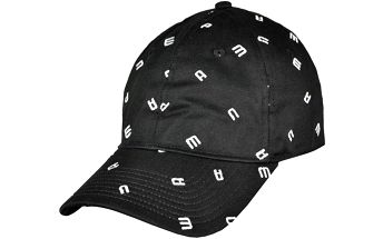 PUMA Core St Fit Cap black kšiltovka