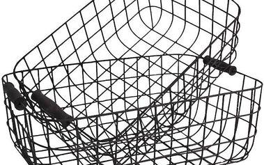 Sada 2 kovových košíků Loft - doprava zdarma!