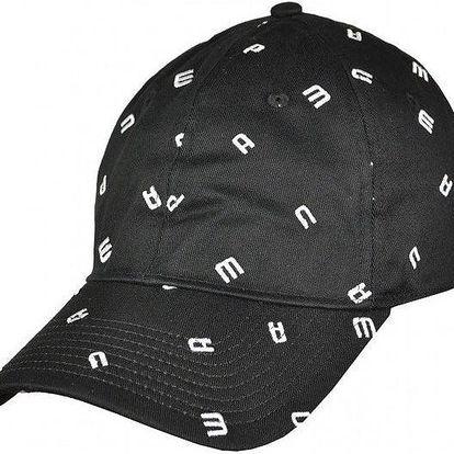 PUMA Core St Fit Cap black kšiltovka