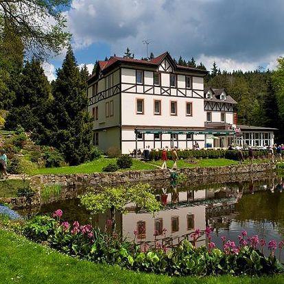 Hotel Spa & Wellness Hotel Harmonie - Mariánské Lázně, Česká republika, vlastní doprava, strava dle programu