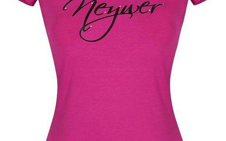 NEYWER VT400 růžové vel. L tričko s krátkým rukávem
