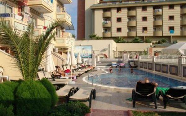Turecko, oblast Side, doprava letecky, polopenze, ubytování v 3* hotelu na 12 dní