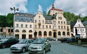 Hotel U Beránka - Náchod, Česká republika, vlastní doprava, strava dle programu