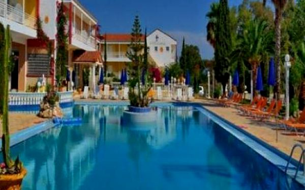 Řecko, oblast Zakynthos, doprava letecky, polopenze, ubytování v 3* hotelu na 8 dní