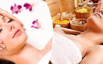 Regenerační kosmetická masáž obličeje