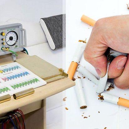 Odvykání kouření pomocí biorezonance, rychlá, efektivní a bezbolestná metoda bez vedlejších účinků.