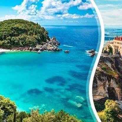 Zájezd do Řecka i možnost výletu do Albánie