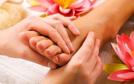 Spa balíček – relax rukou, nohou a pleti!