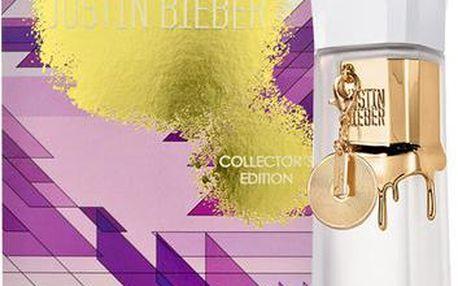 Parfémovaná voda Justin Bieber Collector´s Edition 30ml EDP W